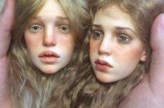 Эти куклы российского художника так реалистичны, что в жилах стынет кровь!