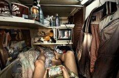 """Жизнь в гробу. 12 фото, после которых """"хрущеба"""" покажется тебе дворцом"""