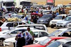 Irākas bēgļu tūkstoši
