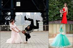 Цвета любви: 17 невест, слишком смелых для белого свадебного платья