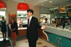 Kā tauta pārdzīvoja 'McDonald's' ienākšanu Rīgā