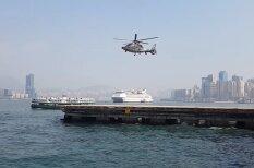 """ВИДЕО с вертолетом, летающим с """"выключенным"""" двигателем, за день посмотрели 1 млн раз"""