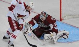 KHL vēlas spēles ar NHL klubiem