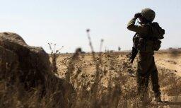 На границе Израиля и Палестины начались столкновения с участием армии