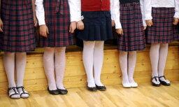 ИНФОГРАФИКА. Какие рижские школы Шадурскис считает слишком маленькими