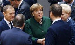 """Саммит ЕС завершился без совместного заявления и """"семейного фото"""""""