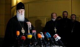 Konstantinopoles patriarhāts atzīst Ukrainas baznīcas neatkarību