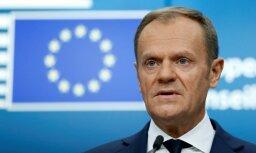 Туск: нет препятствий для вступления в ЕС стран Западных Балкан