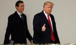 Зять Трампа расскажет комиссии сената о связях с Москвой