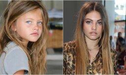 ФОТО: Какой стала самая красивая в мире девочка
