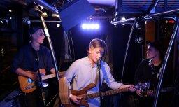 Spīķeros ar debijas albuma repertuāru uzstāsies 'Sudden Lights'