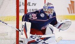 Kivleniekam savainojums NHL pārbaudes spēlē pret Girgensona 'Sabres'