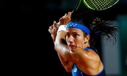 В четвертьфинале Монреаля Севастова не справилась с чемпионкой US Open-2017