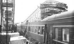 Катастрофа на Югле. 39 лет назад произошло самое страшное крушение на железной дороге в истории Латвии