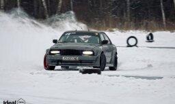 Baltijas spēcīgākie drifteri 11. martā sacentīsies ziemas driftā Mārupē