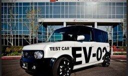 'Nissan' ražošanai gatavo elektromobili ar bezvadu uzlādi