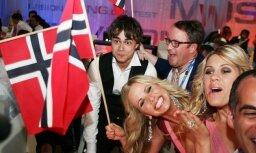 Norvēģi uz 'Eirovīziju' atkal sūtīs Aleksandru Ribaku
