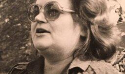Mūžībā devusies kinooperatore Rūta Ināra Urbasts
