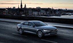 'Volvo' pirmo reizi 54 gados nav kļuvis par Zviedrijas pārdotāko auto
