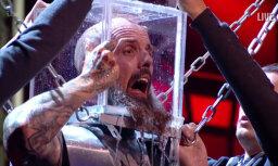 Video: Britu talantu šova skatītājus pārbiedē pārdrošs triks