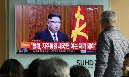 Ziemeļkorejas nauda: 2,9 miljonu sodu piemēro 'Norvik' un 'Rietumu bankai'