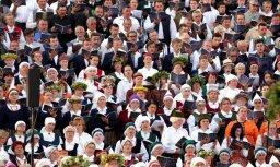 Rīgā izskanēs pēdējais Dziesmu un deju svētku ieskaņas koncerts