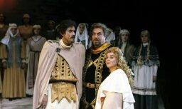 Скончался литовский оперный певец Виргилиюс Норейка