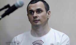 G7 vēstnieki satraukti par Krievijā ieslodzīto ukraiņu režisoru