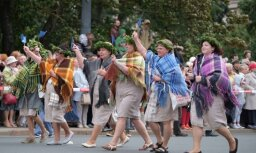 Pēc koncertiem Mežaparkā tiks norīkoti īpaši Dziesmu svētku vilcieni