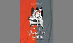 Klajā laista Lilijas Berzinskas pasaka pieaugušajiem 'Pasaules centrs'