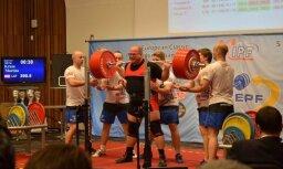 Latvietis Mārtiņš Krūze kļuvis par Eiropas gada sportistu spēka trīscīņā