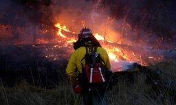 ФОТО, ВИДЕО: Число жертв пожаров в Калифорнии достигло 40 человек
