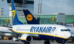 ЧП на борту Ryanair: пьяный пассажир приставал к стюардессе и таскал за галстук бортпроводника