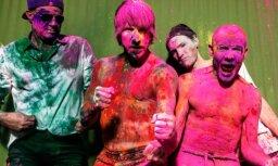 Praktiski ieteikumi 'Red Hot Chili Peppers' koncerta apmeklētājiem