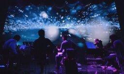 """В Большой гильдии - мультимедийный концерт """"Классика в темноте"""""""