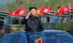 Karš ir nenovēršams, paziņo Ziemeļkoreja