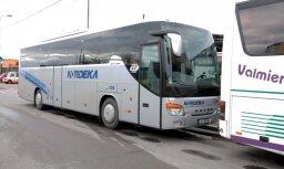 Reģionālo maršrutu autobusu pārvadājumos iezīmējusies pozitīva tendence – pasažieru skaits nemazinās