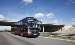 Lux Express купила новые автобусы для маршрута Таллин-Рига