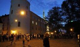 Muzeju nakts apmeklētāju skaits šogad bijis mazāks nekā pērn