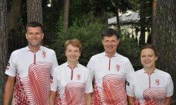 Latvijas kērlingisti dodas uz pasaules čempionātu jauktajām komandām