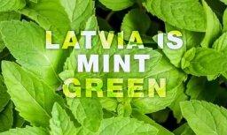 Video: Ņujorkā uz Nasdaq biržas ēkas reklamē Latviju un 'Latvenergo'