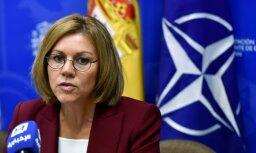 Krievijā slaveni jokdari, izliekoties par Bergmani, izjoko Spānijas aizsardzības ministri
