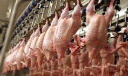 'Putnu fabrika Ķekava' ieguldīs pusmiljonu eiro biodrošības kontroles paaugstināšanā