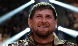 Кадыров: чеченский спецназ вел разведку в Сирии