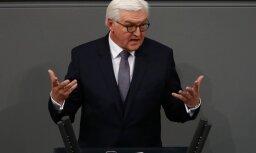 Vācijas prezidents: pienācis laiks parādīt ES iedzīvotājiem, ka Savienība tiem ir izdevīga