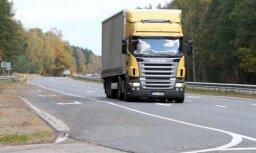 Krievija vairs nav Latvijas autopārvadātāju galvenais galamērķis, atzīst direkcija