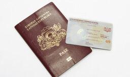 84 негражданам предоставлено гражданство Латвии