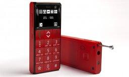 'Just5 Brick' - jauns 'ķieģeļtelefons' ar metāla antenu