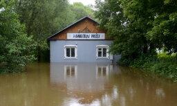 Дождь — наше цунами. Почему Латвии нужно привыкать к наводнениям