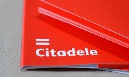 Nodokļu likumu grozījumu dēļ 'Citadeles' peļņa šogad - 2,6 miljoni eiro